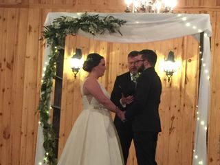 Chris Gray Wedding Officiant 5