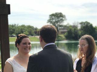 Rev. Marcia Boyer - My Best Ceremony 1