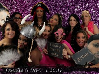 Reyes Productions- Green Screen Photo Booths 1