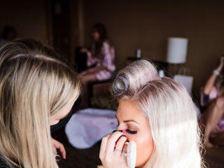 Allison Renock Makeup 2