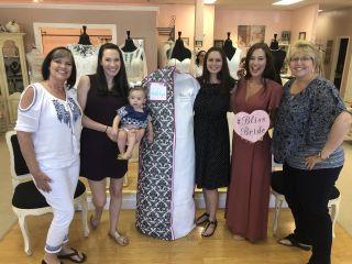 Bliss Bridal Consignment Boutique 1