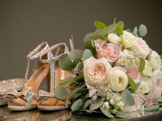 Wedding Flowers by Robyn at Rohsler's Allendale Nursery & Florist 1
