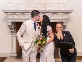 Adriana Camacho Bilingual Wedding Officiant - Notary Public 1