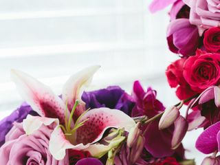 Camellia Wedding Flowers 3