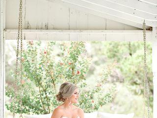 Divine Weddings Hair & Makeup by Tammie Garza 1