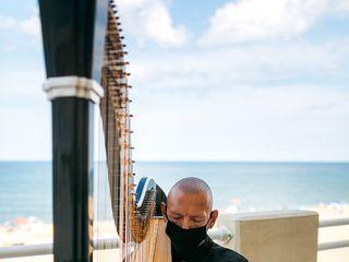 Vince Zentner Harpist 4
