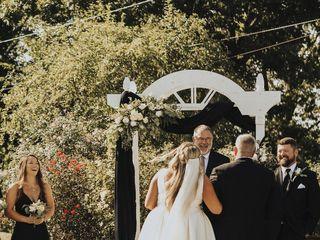 Todd A. Gray, Wedding Officiant 3