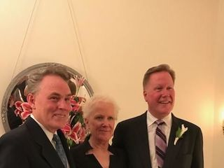 Tulis McCall - New York Celebrant: Wedding Officiant and Interfaith Minister 2