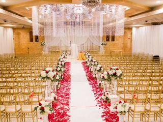 L.A. Banquets - Le Foyer Ballroom 6