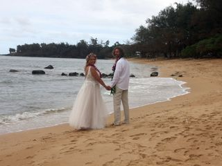 Sweet Hawaii Wedding 3