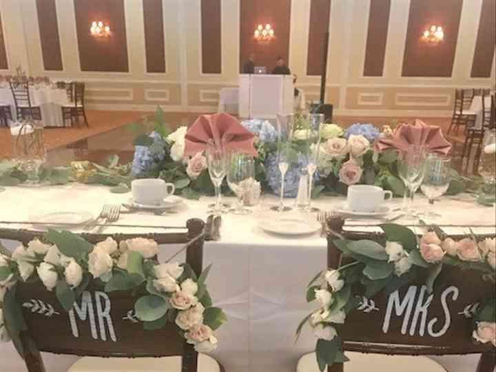 Arcadia Floral Co Flowers Mamaroneck Ny Weddingwire