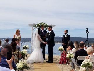 Monterey Bay Wedding Officiants 3