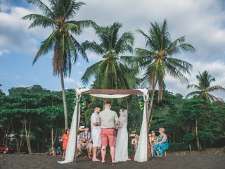 Costa Rica Paradise Wedding 7