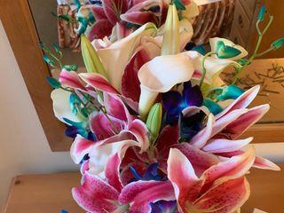 Fluttering Flowers 4
