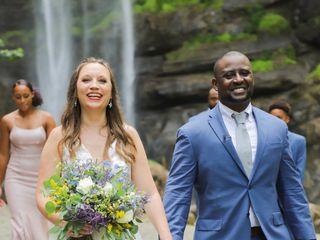 Waterfall Wedding Experts 5