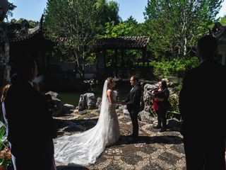 Lucie Lucerino, Ordained Wedding Officiant 2