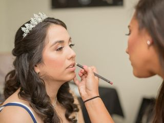 Melissa Barra Makeup 2