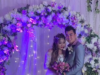 Austin Rainbow Bouquet 6