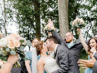 Baltimore Bridal Hair 1