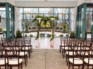 The Atrium at Meadowlark Botanical Gardens 1