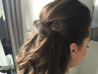 Bridal hair by Remona 1