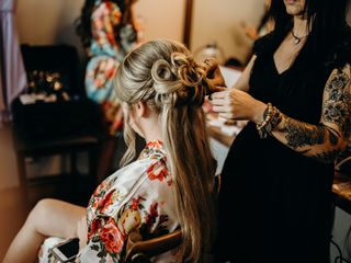 AW Wedding Hair and Makeup Services 4