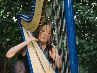 Harp Music By Vonette & Musical Networks 4