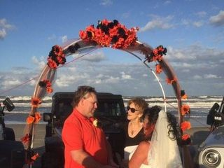 Rev. Barbara Mulford - My OBX Officiant 6