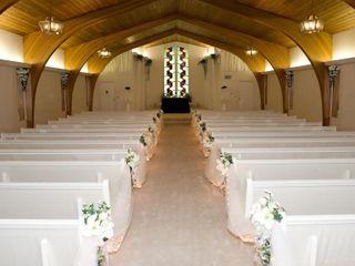 Glen Gables Wedding Chapel and Banquet Hall 1