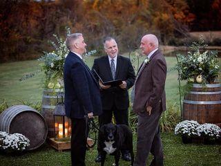 Ron Petrella, Wedding Officiant 4