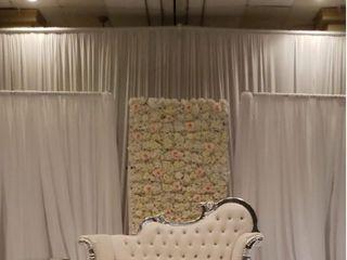 Bridal Castle Events Decoration 1