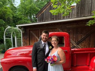 The Old Red Truck 3
