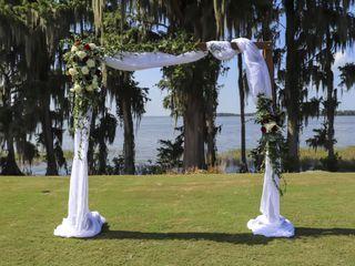 Lavender & Lace Wedding Florist 2