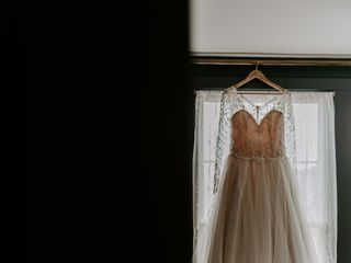 Blue Bridal Boutique 5
