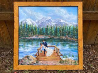 Colorado Wedding Painter 1