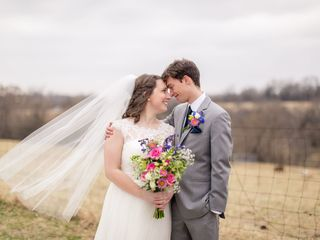 Perfect Petals Weddings and Events Florist 6