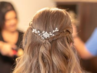 Bridal Makeup & Hair by Carmen Cabrera 4