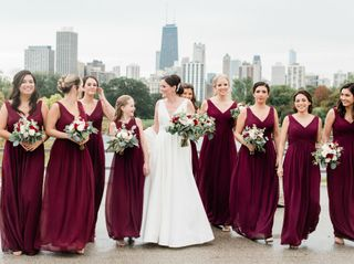 Bella Bridesmaids 4