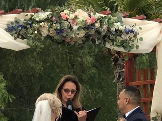 Rev. Rosie's Unforgettable CA Weddings 1