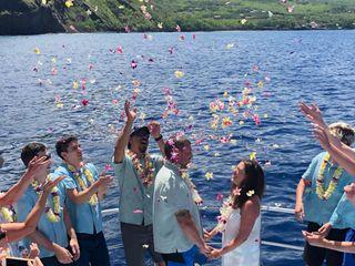 Simple Kona Beach Weddings 5