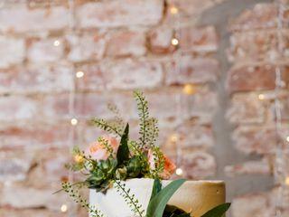Starbright Floral Design 1