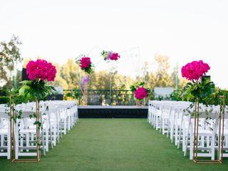 Modern LA Weddings 1