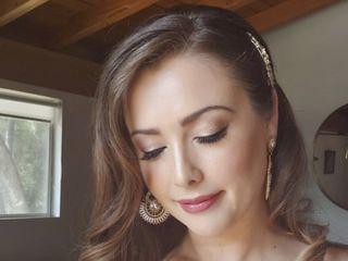 Michelle Fallman- Makeup Artist 1