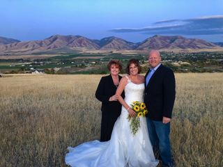 Rocky Mountain Dream Weddings by Julie Wright-Kile, Wedding Officiant 5