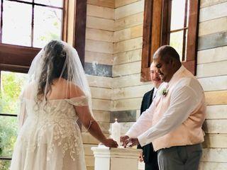 Pastor David Sweet wedding officiant 1