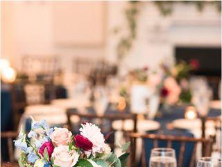 FLORA Wedding + Event Flowers 1