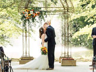 Hampton Cove Wedding Plantation 2