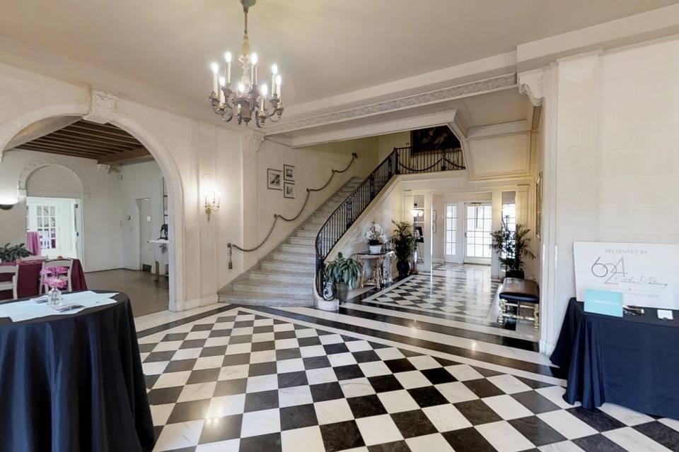 The Mansion at Woodward Park 3d tour