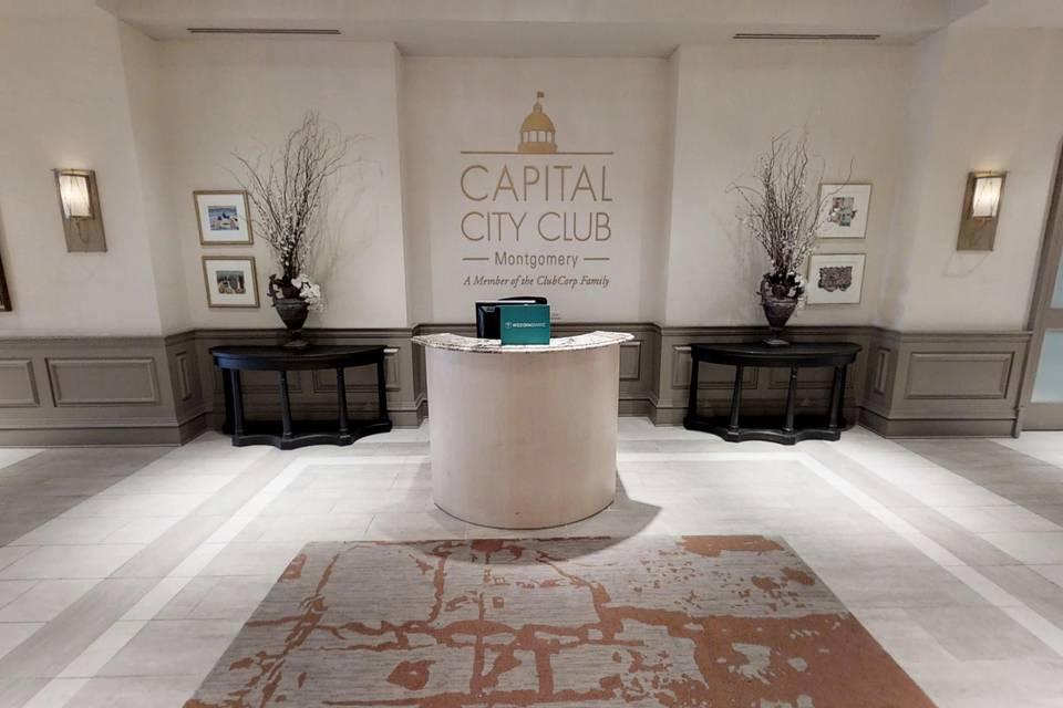 Capital City Club - Montgomery 3d tour