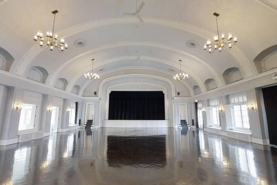 The Woman's Club of Evanston 3d tour
